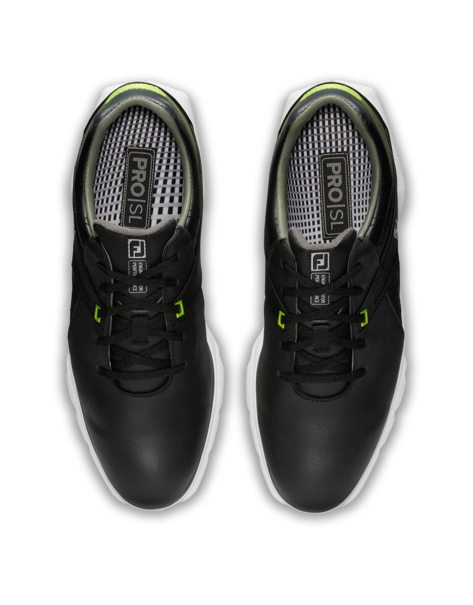 Footjoy FootJoy Pro SL Spikeless BLK/LIM TRIM