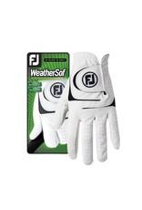 FootJoy FootJoy WeatherSof Men's Glove White