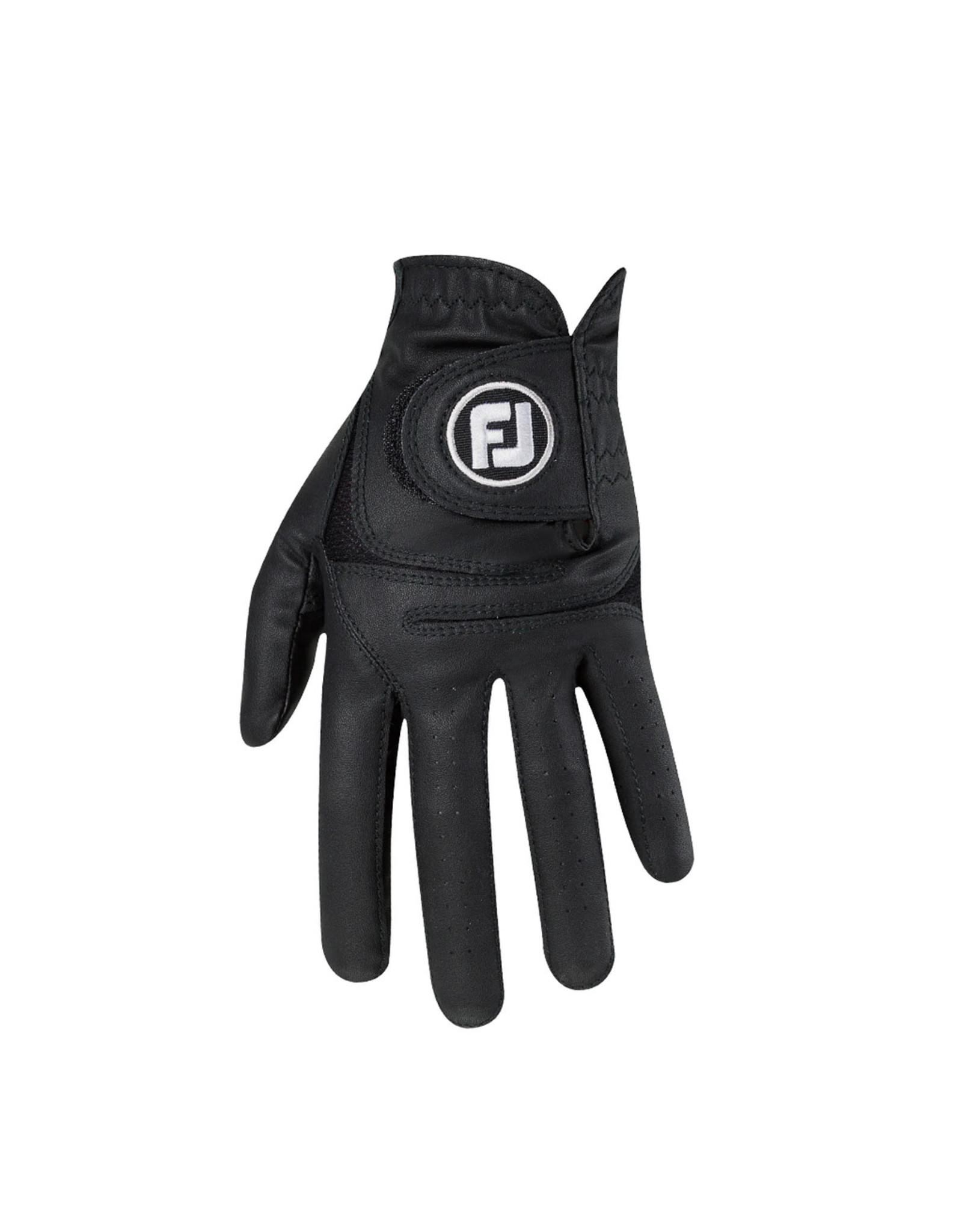 FootJoy FootJoy Men's WeatherSof Glove Black