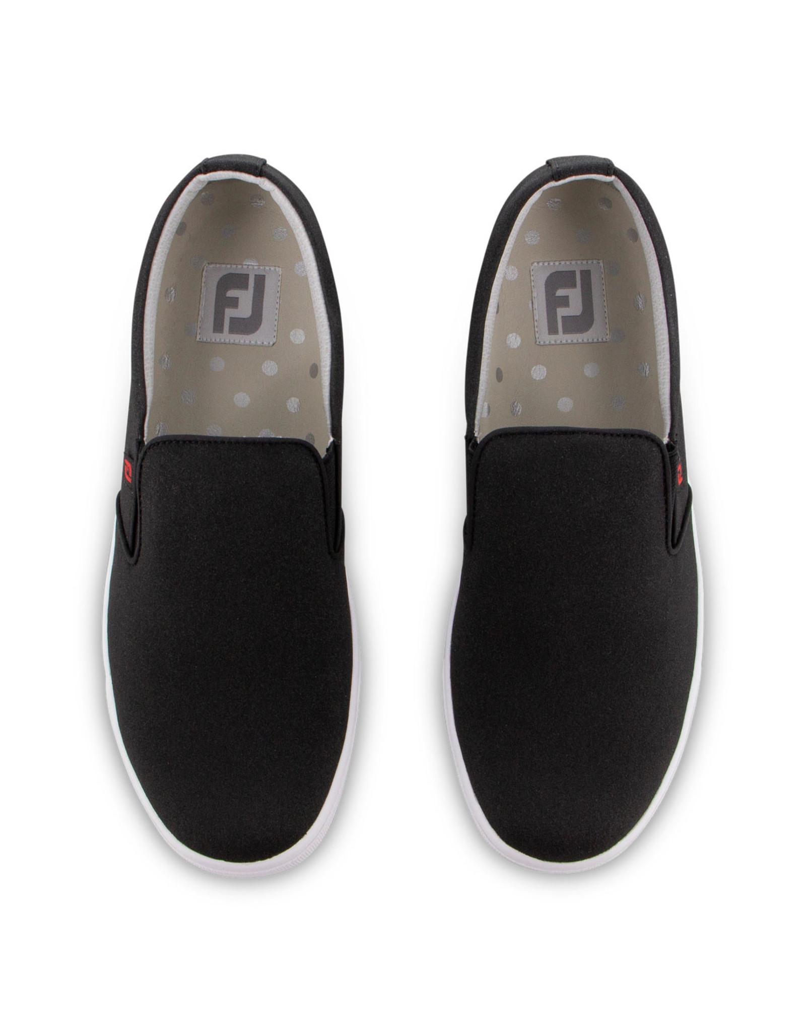 FootJoy FootJoy Sport Retro All Black