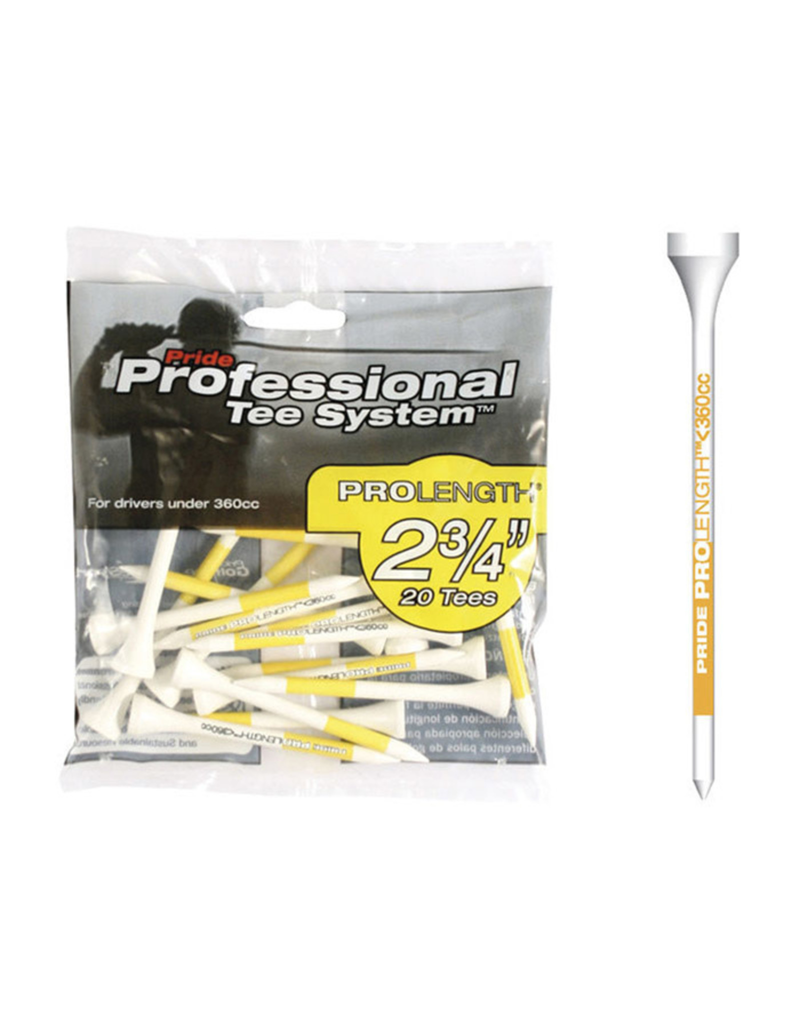 Golf Trends PTS Pro-Length Tees 2 3/4''