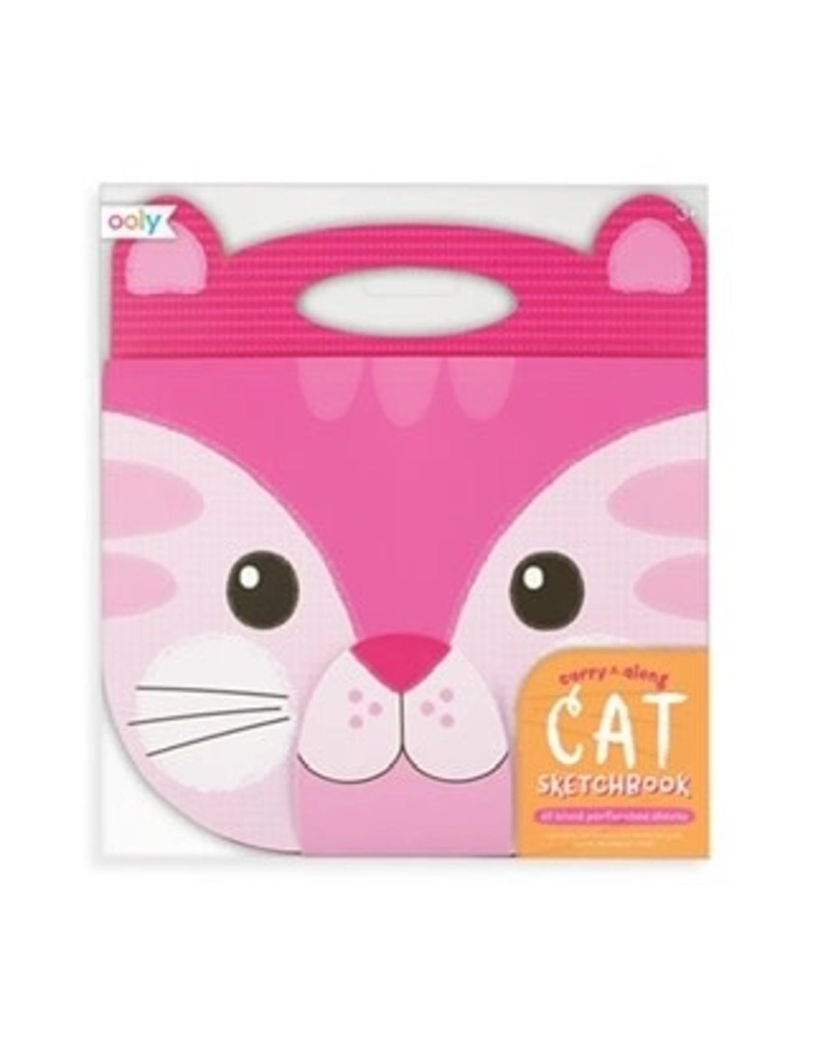 Carry Along Sketchbook - Cat