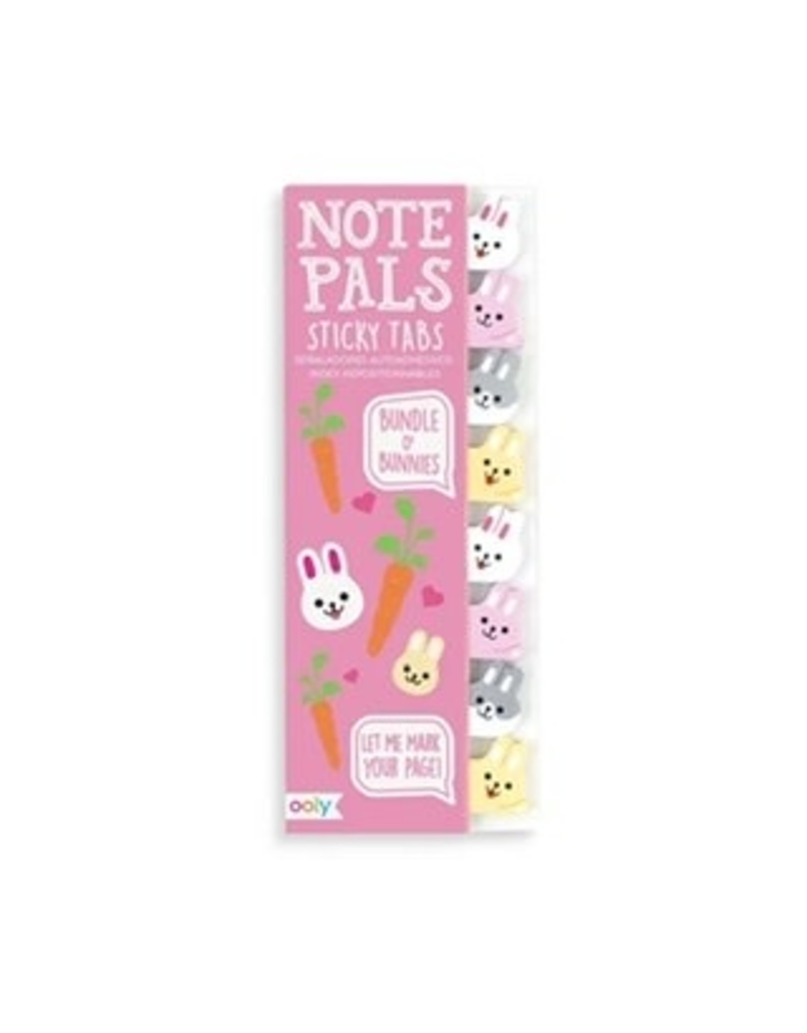 Note Pals Stick Note Pad - Bundle O'Bunnies