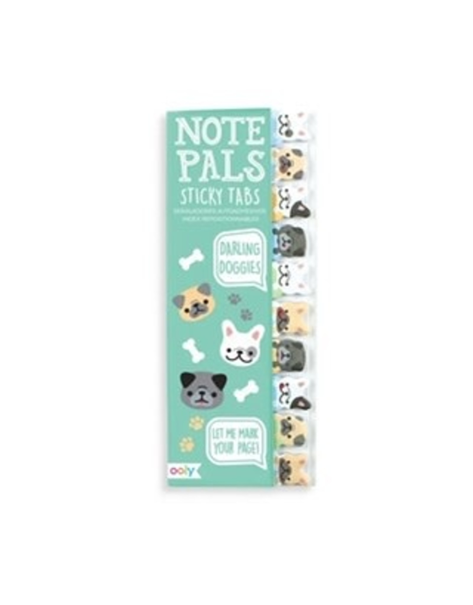Note Pals Sticky Note Pads - Darlin Doggies
