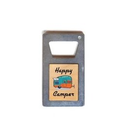 Happy Camper Beer Bottle Opener