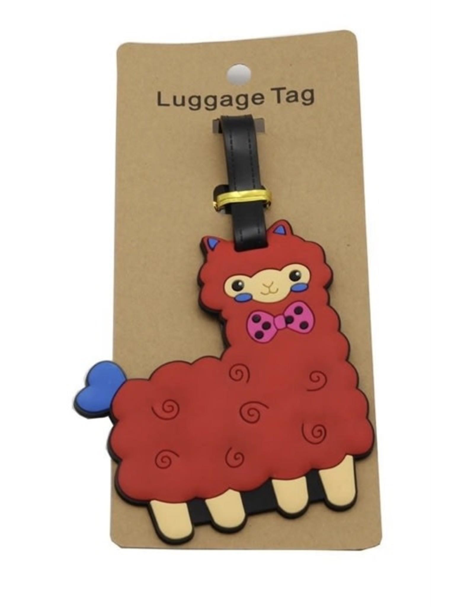 Alpaca My Bags Luggage Tags