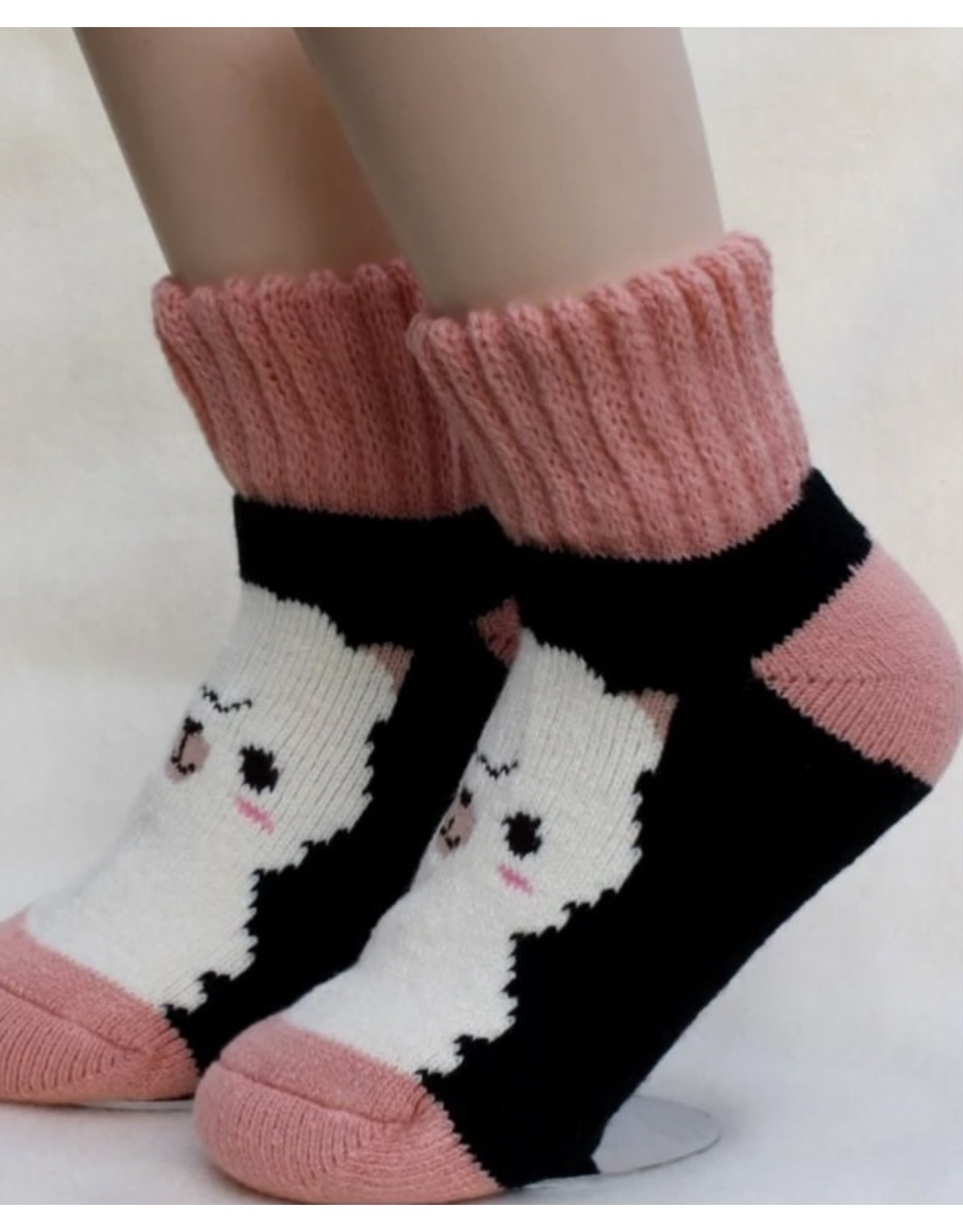 Alpaca Slumber Socks Ankles