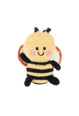 Friendly Bumblebee Rattle