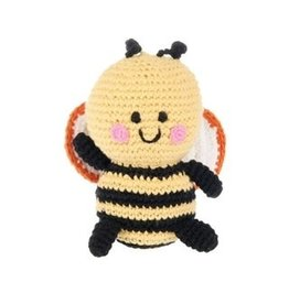 Friendly Bumblebee Rattle