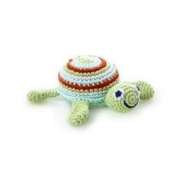 Green Sea Turtle Rattle