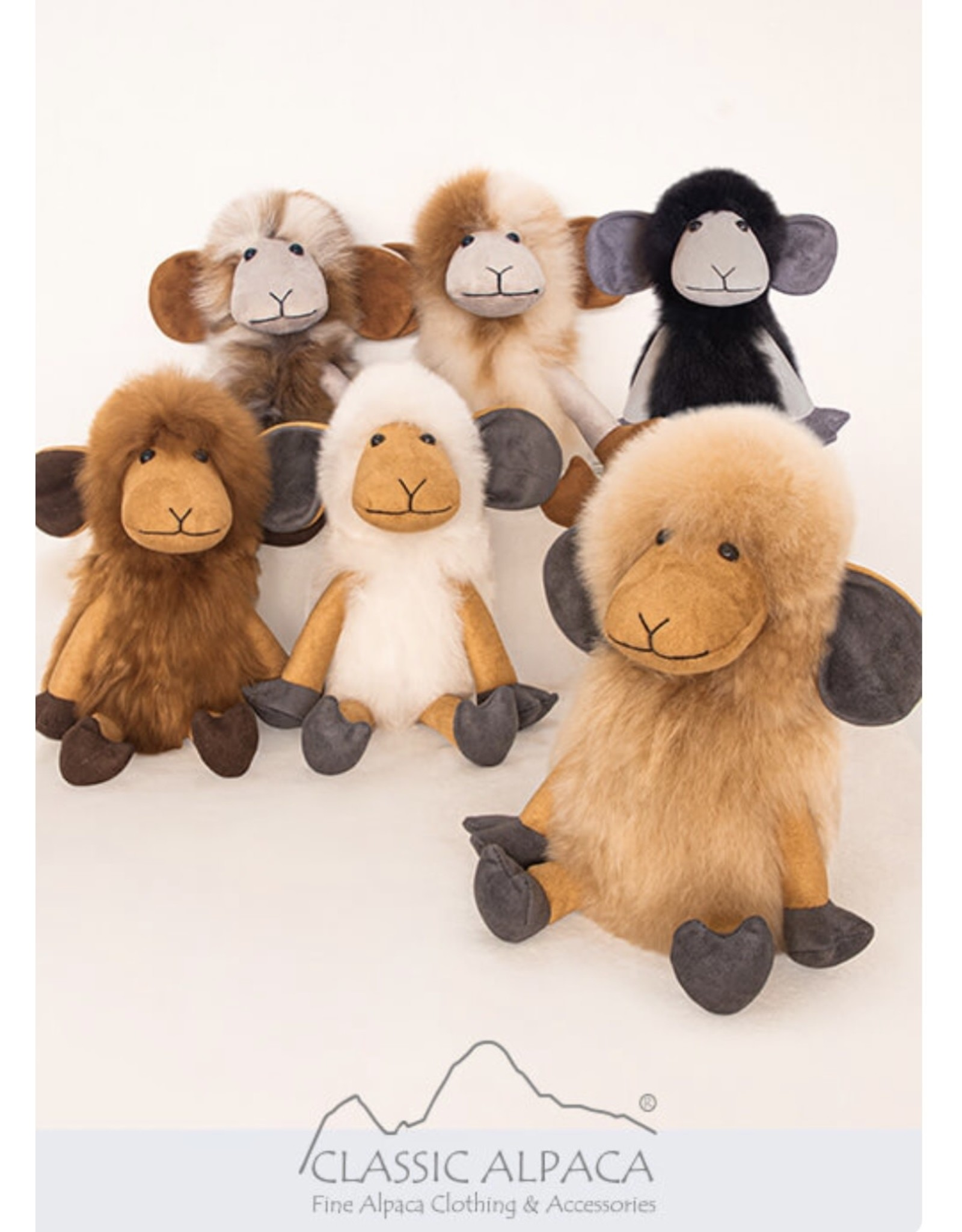 "14"" Baby Alpaca FurSheep"