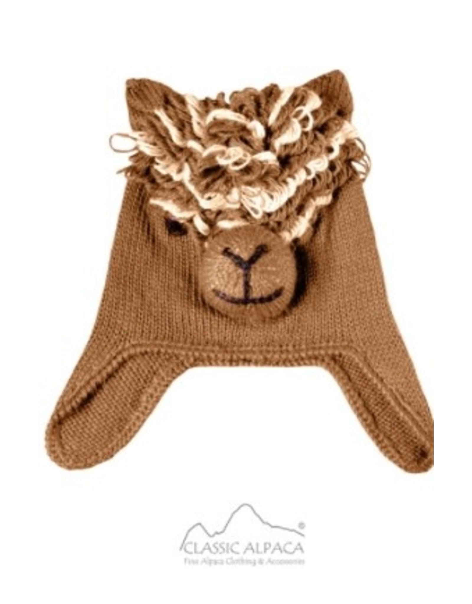 Alpaca Kids - Alpaca Hats with Ear Flaps
