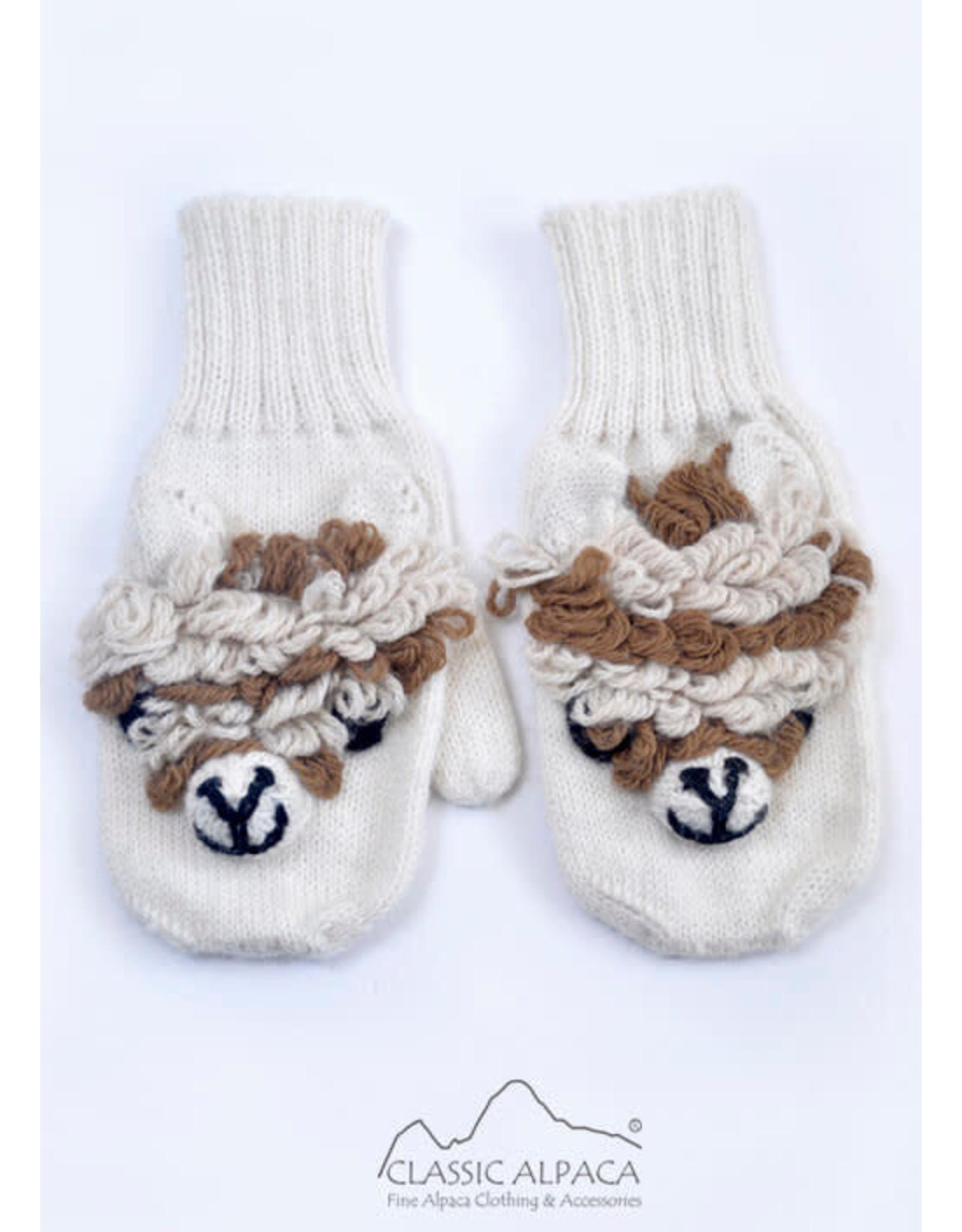 Alpaca Kids - Alpaca Mittens
