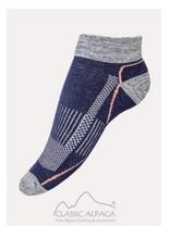 Unisex Shorty Athletic Alpaca Socks