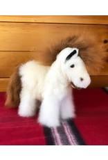 """10"""" Horse 100% Baby Alpaca"""