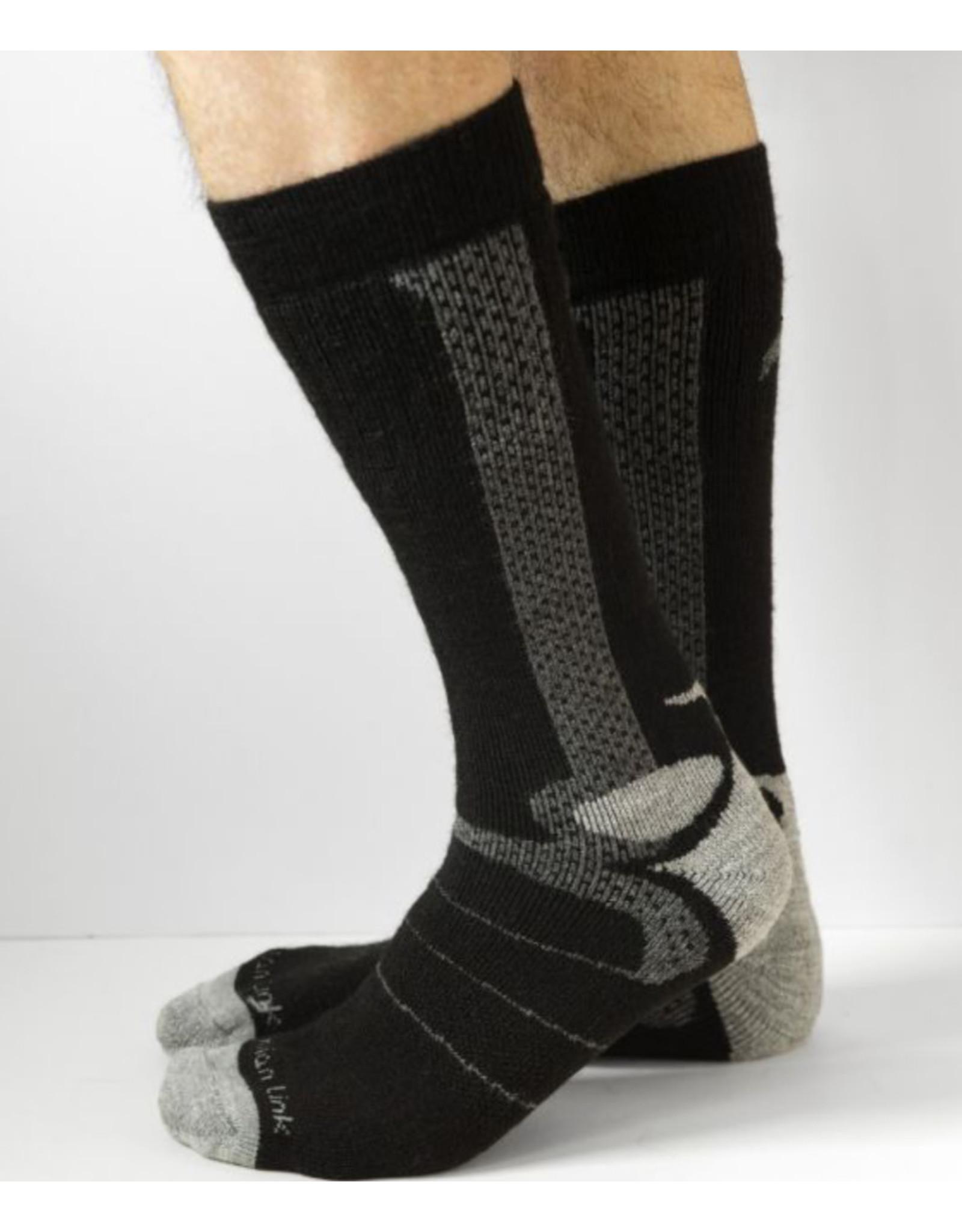 Mountaineer Alpaca Socks