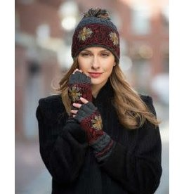 Smoky Mountain Alpaca Fingerless Gloves