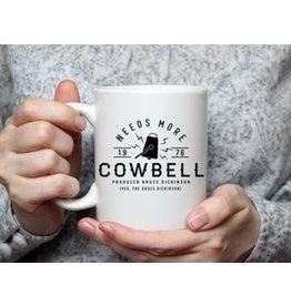 """11 oz. Mug - """"Cowbell"""""""