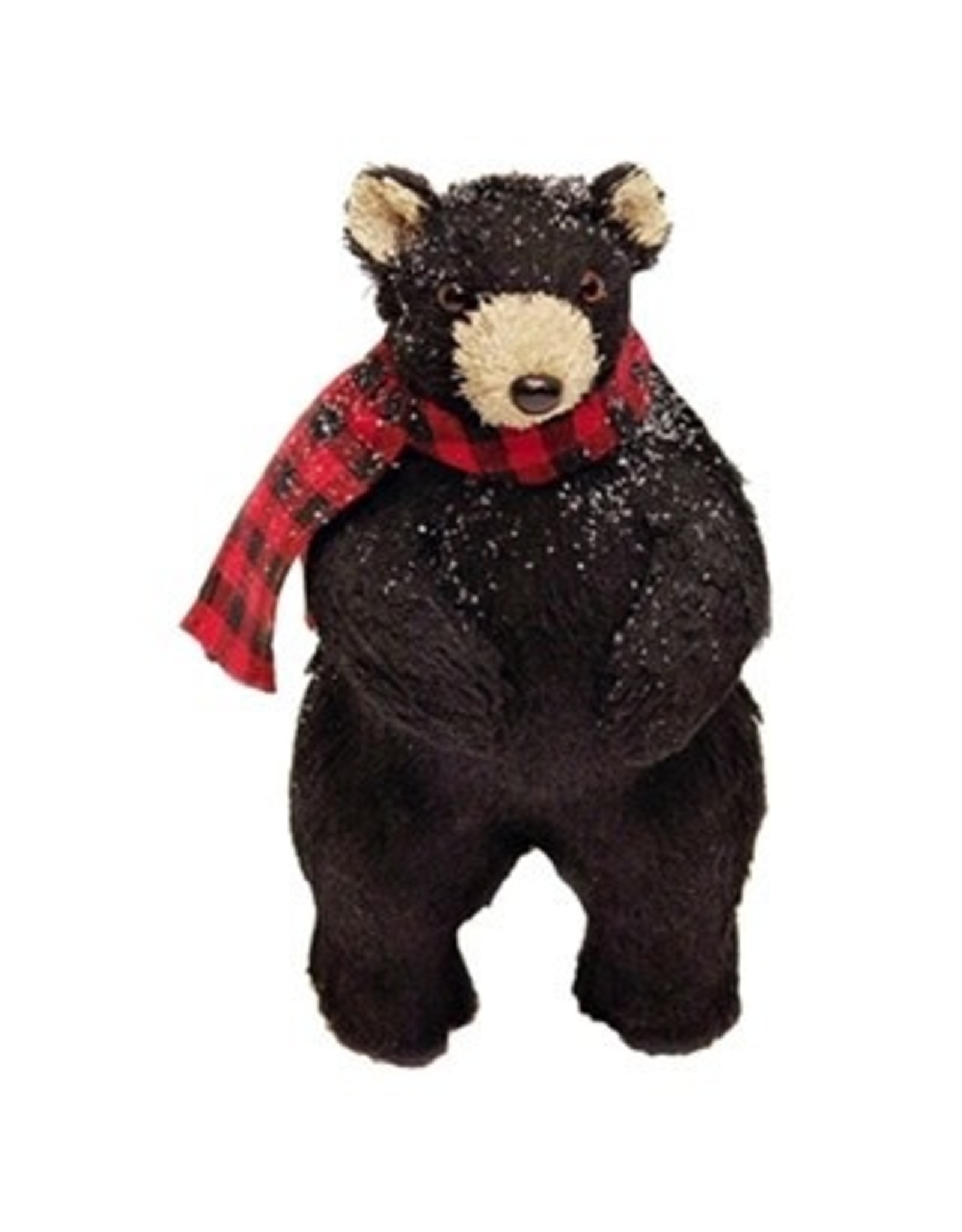 "8"" Standing Black Bear"