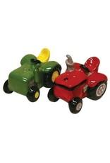 Tractor Salt And Pepper Set