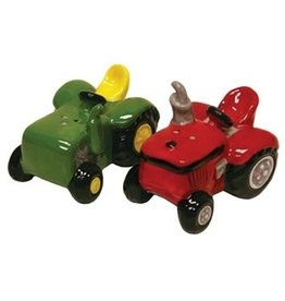 Tractor Salt And Pepper Set