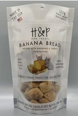 4 oz. Banana Bread Dog Treats