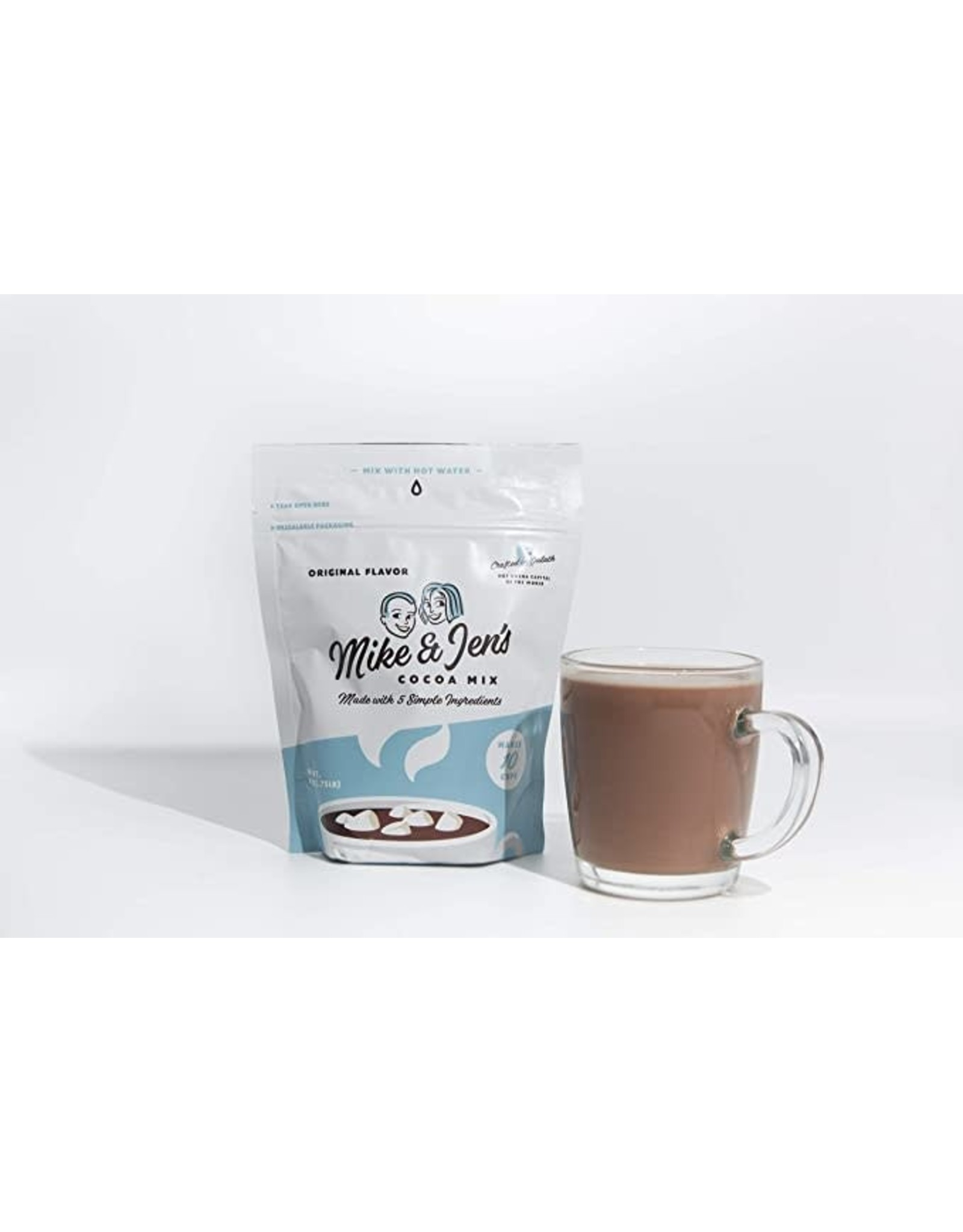 Mike & Jen's Cocoa Mix - 12 oz. Pack