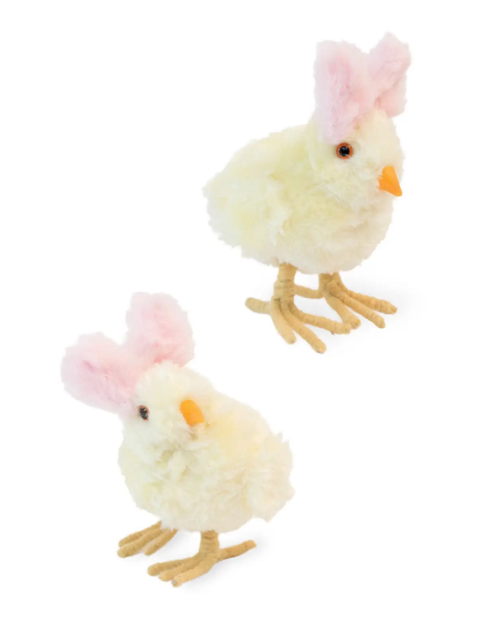 Chicks with Bunny Ears
