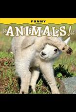 Funny Animals Book