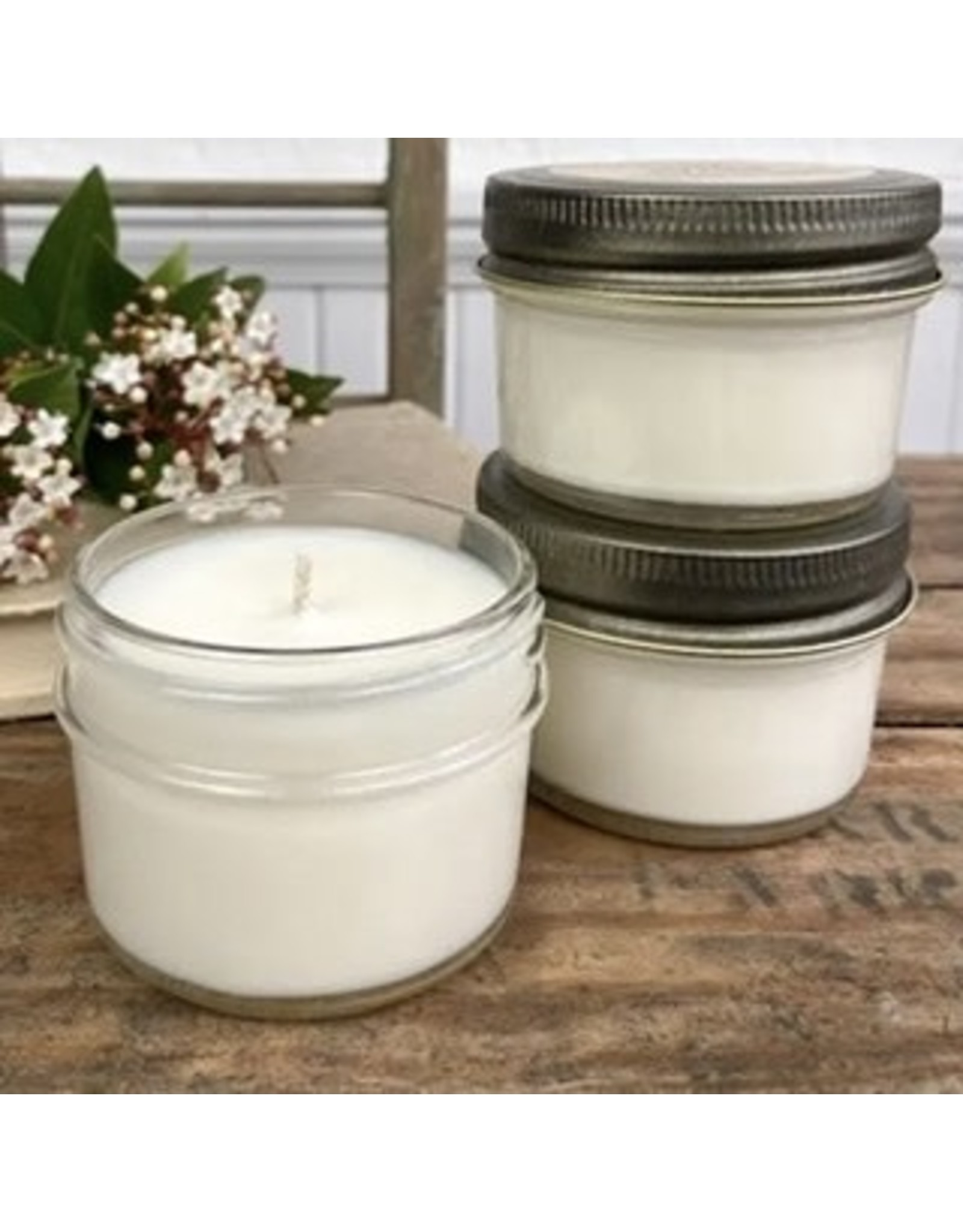 Coffee Shop Soy Candle - Mini