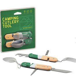 6-in-1 Camping Cutlery Tool