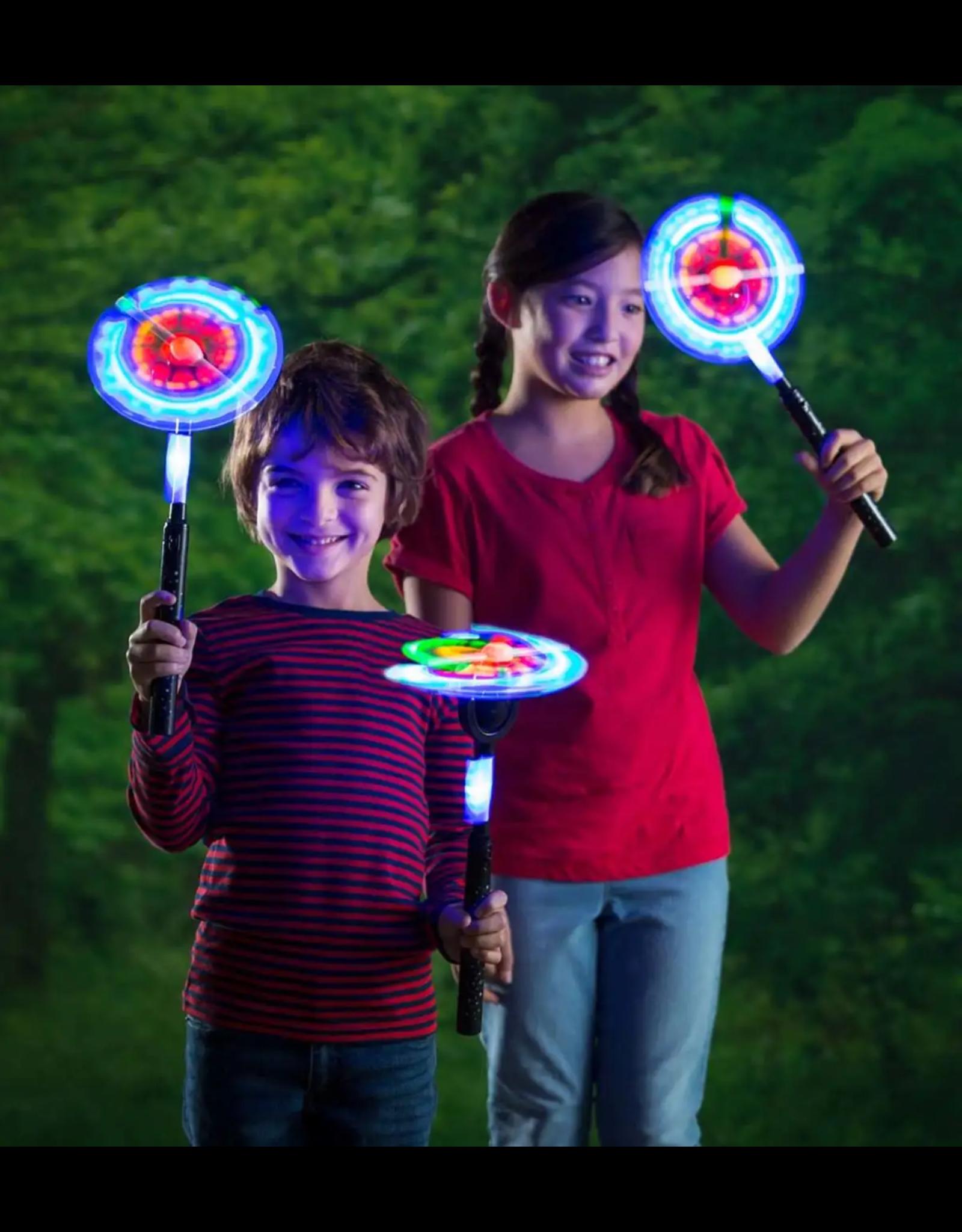 Light-Up LED Wands, Set of 3