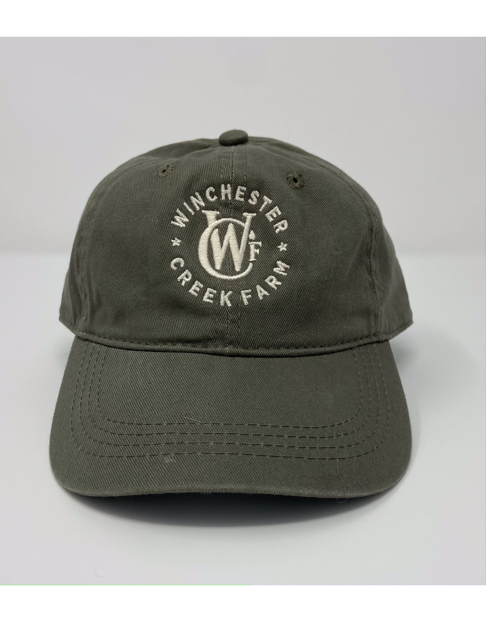 Olive WCF Custom Ball Cap