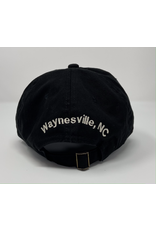 Black WCF Custom Ball Cap