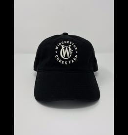 Black WCF Custom Ball Cap