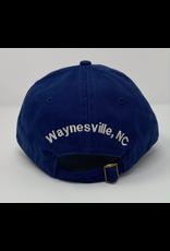 Royal Blue WCF Custom Ball Cap