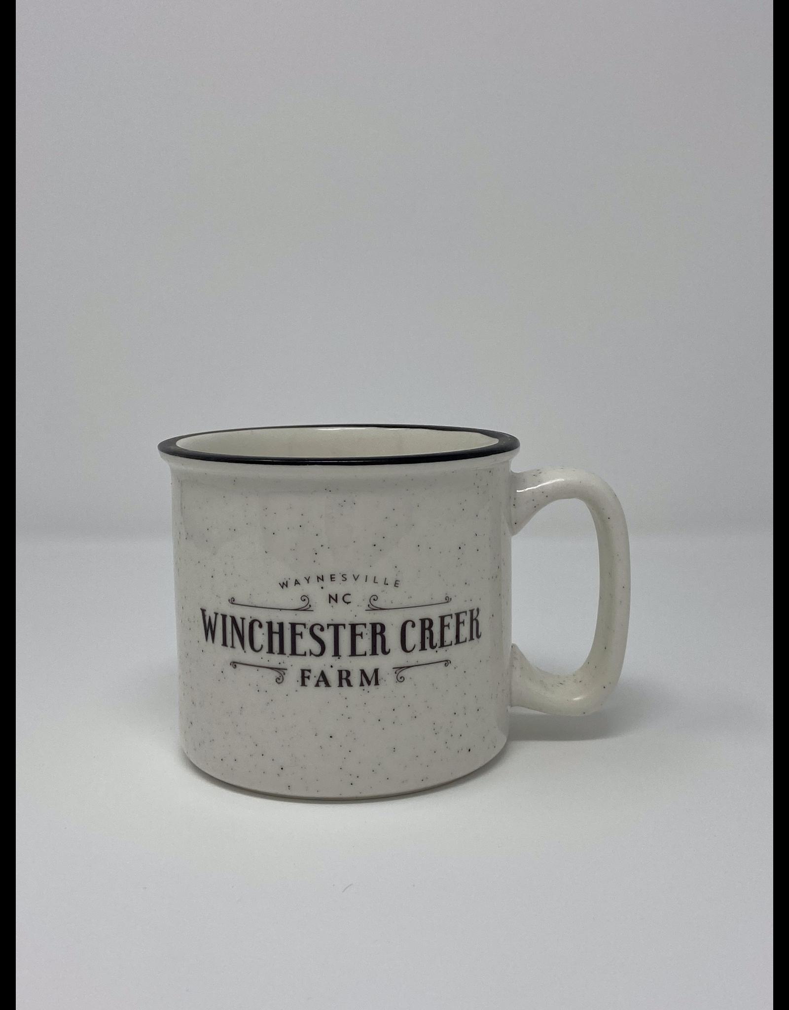 18 oz. Winchester Creek Farm Ceramic Camper Mug