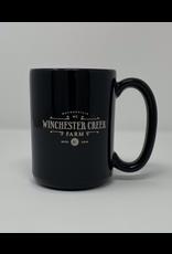 WCF 15 oz. Coffee Mugs - Black