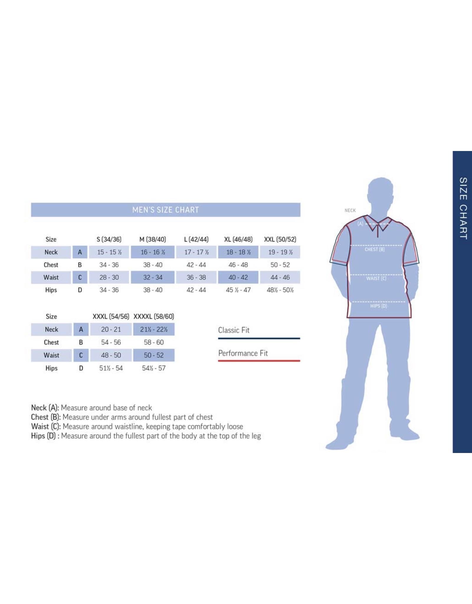 WCF Men's  Antigua Short Sleeve Polo