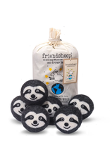 Friendsheep Sloth Squad Wool Dryer Balls