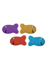 Frank the Reef Fish Cat Toys