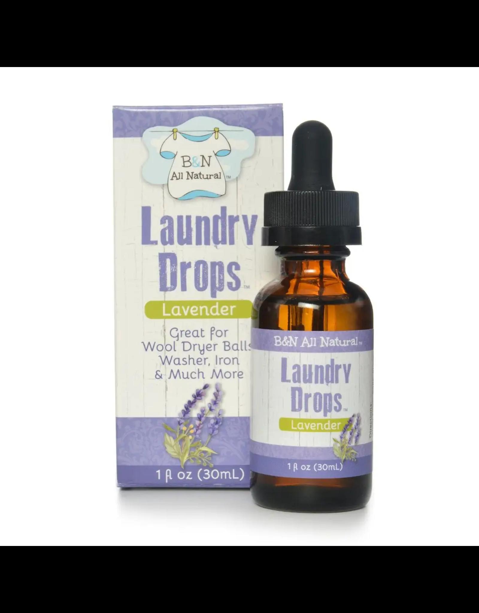 Lavender Laundry Drops