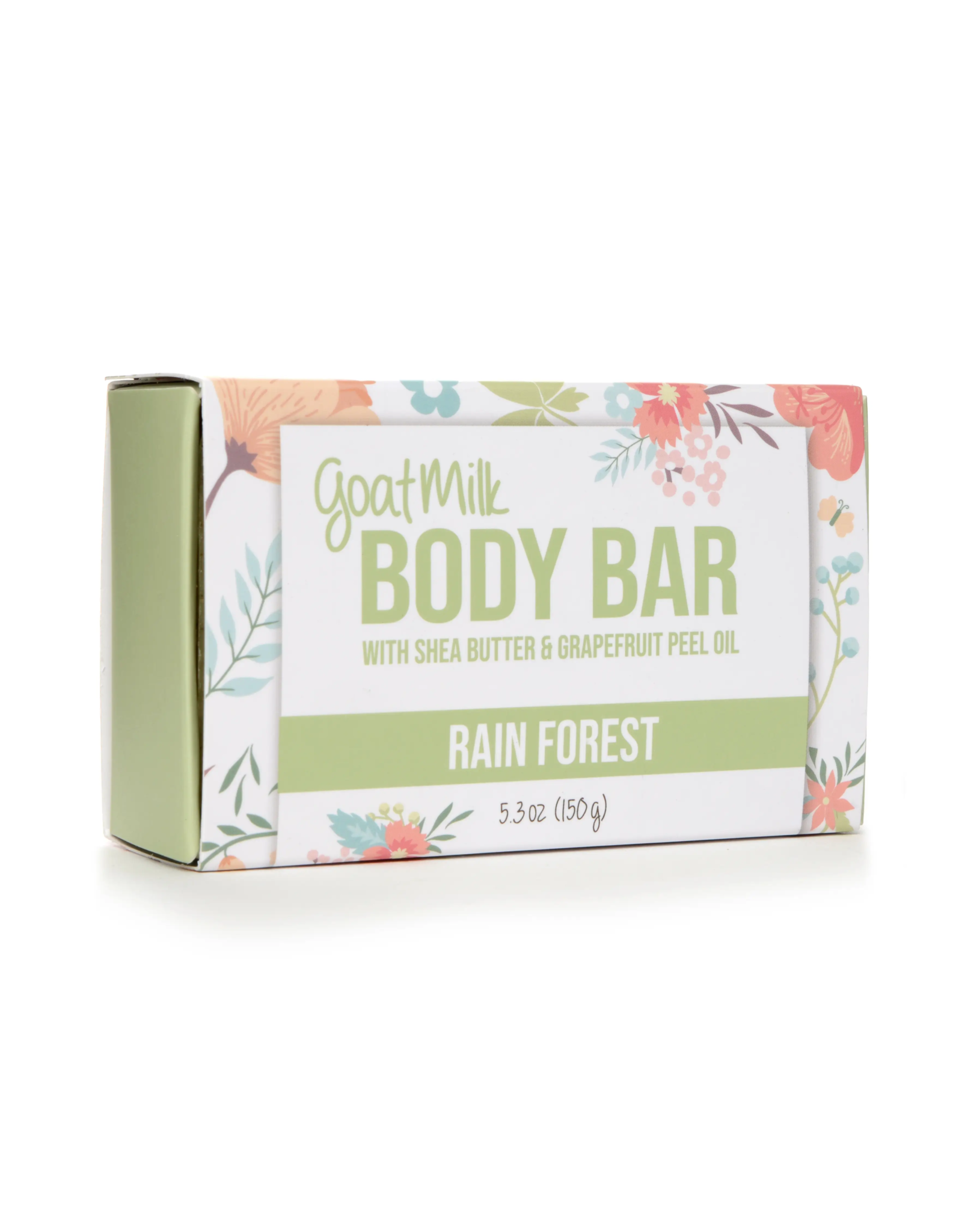 Rainforest Goat Milk Body Bar