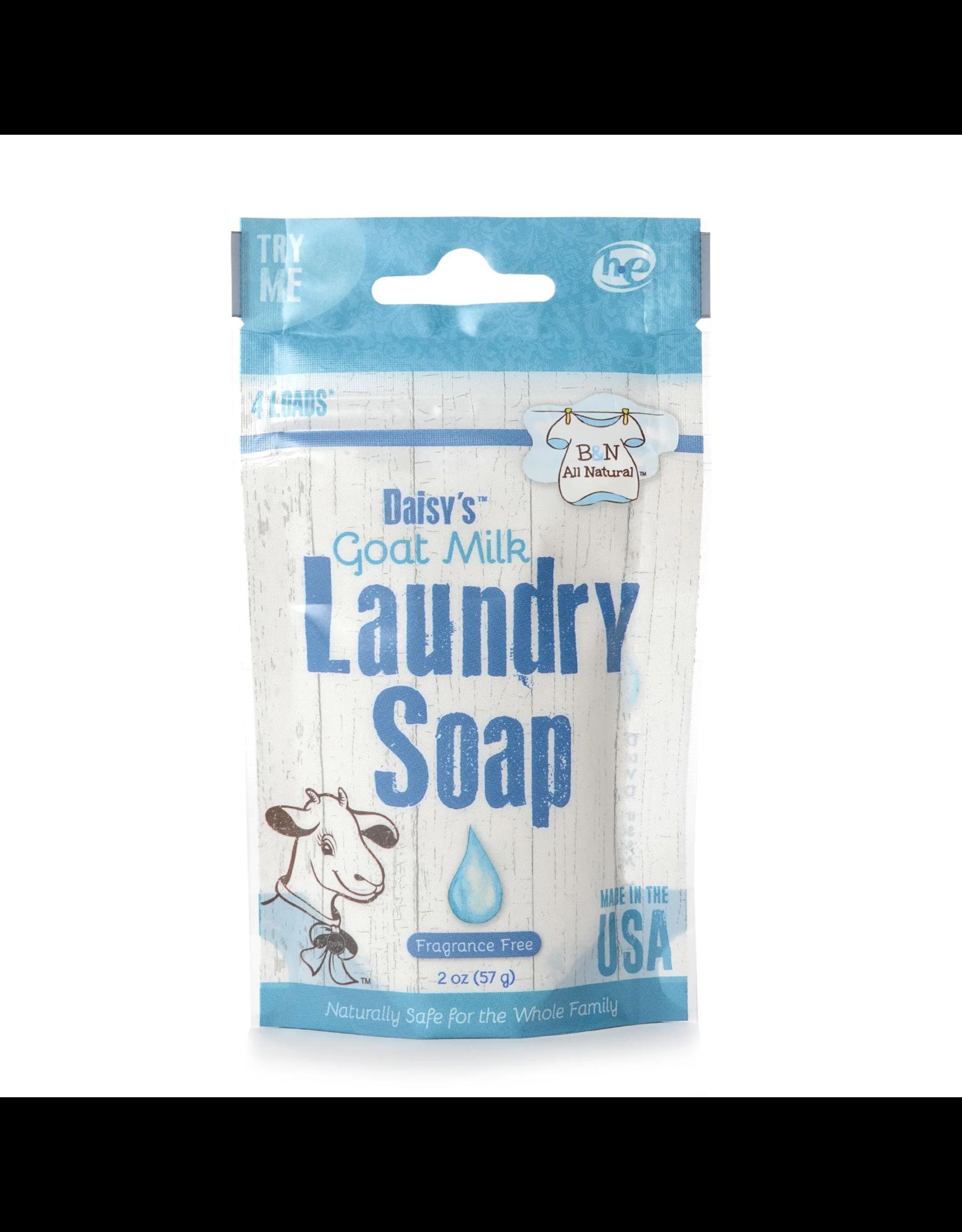 Fragrance Free Daisy's Goat Milk Laundry Soap