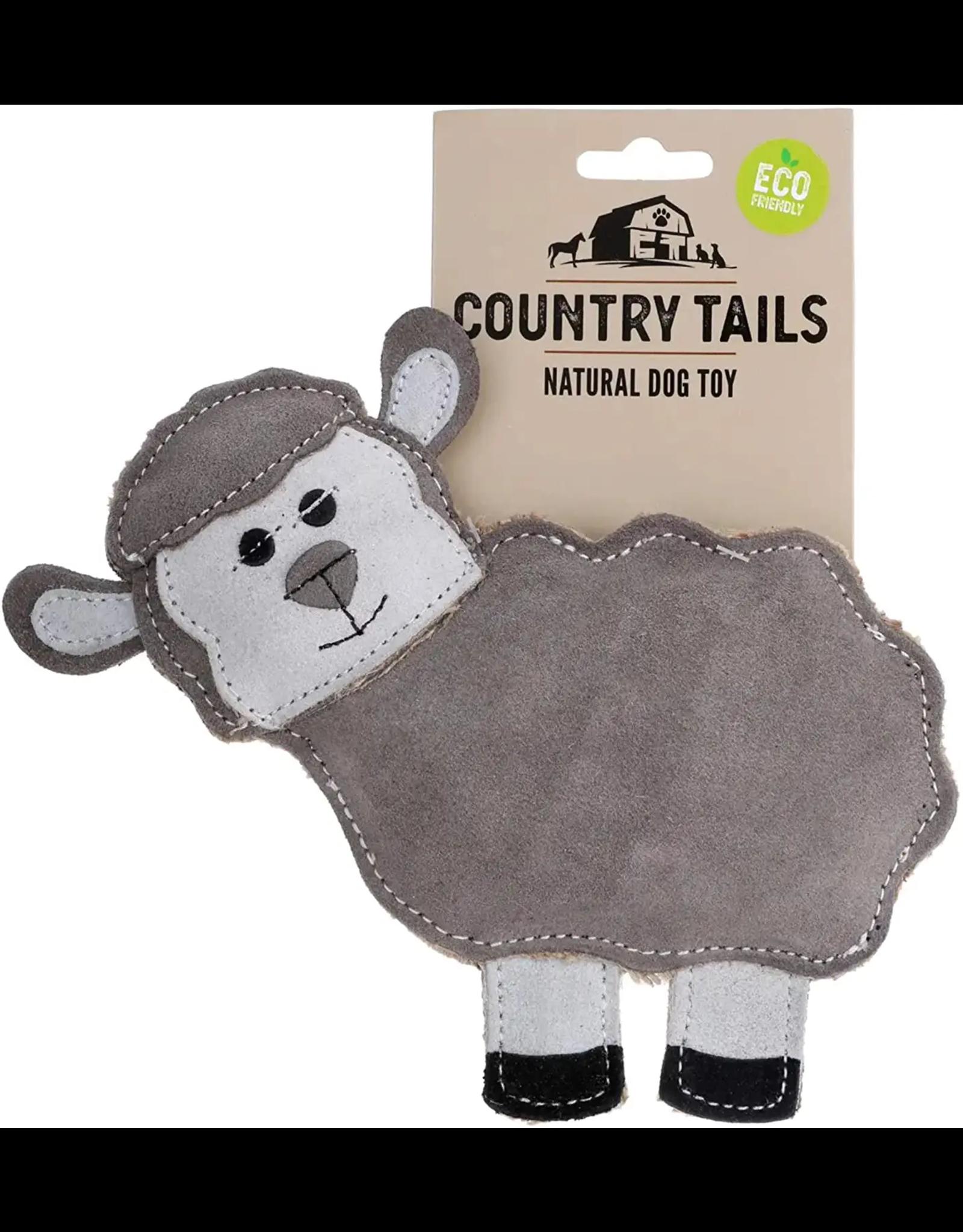 Natural Dog Toy - Sheep