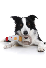 Rope Dog Toy - Cow