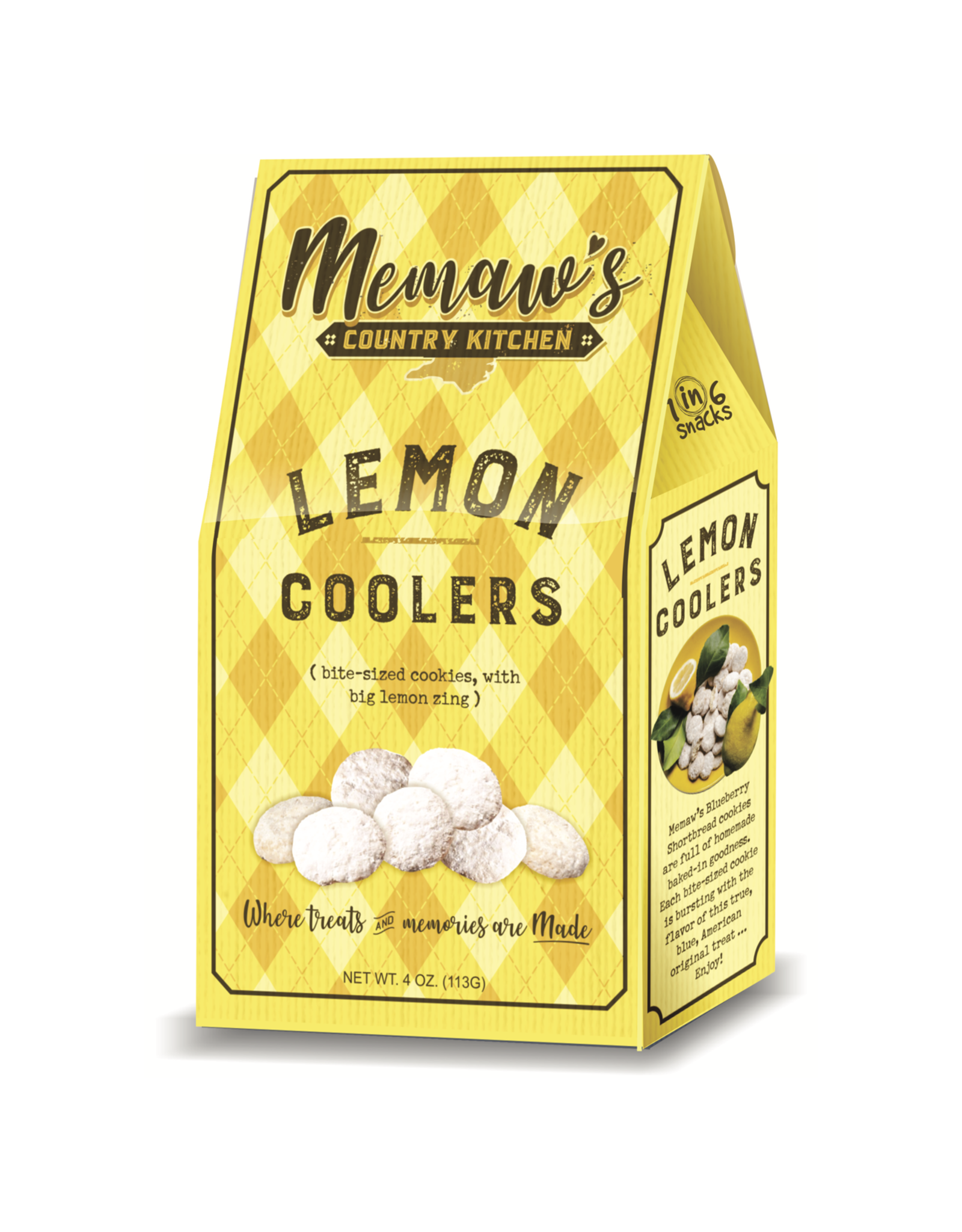 Memaw's Lemon Coolers