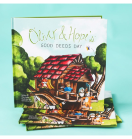 Oliver and Hope's Good Deeds Day® - Hardcover