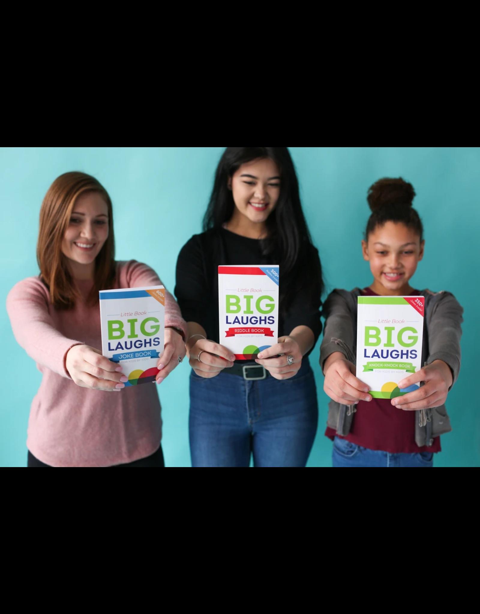 Little Book, Big Laughs - Three-Book Set