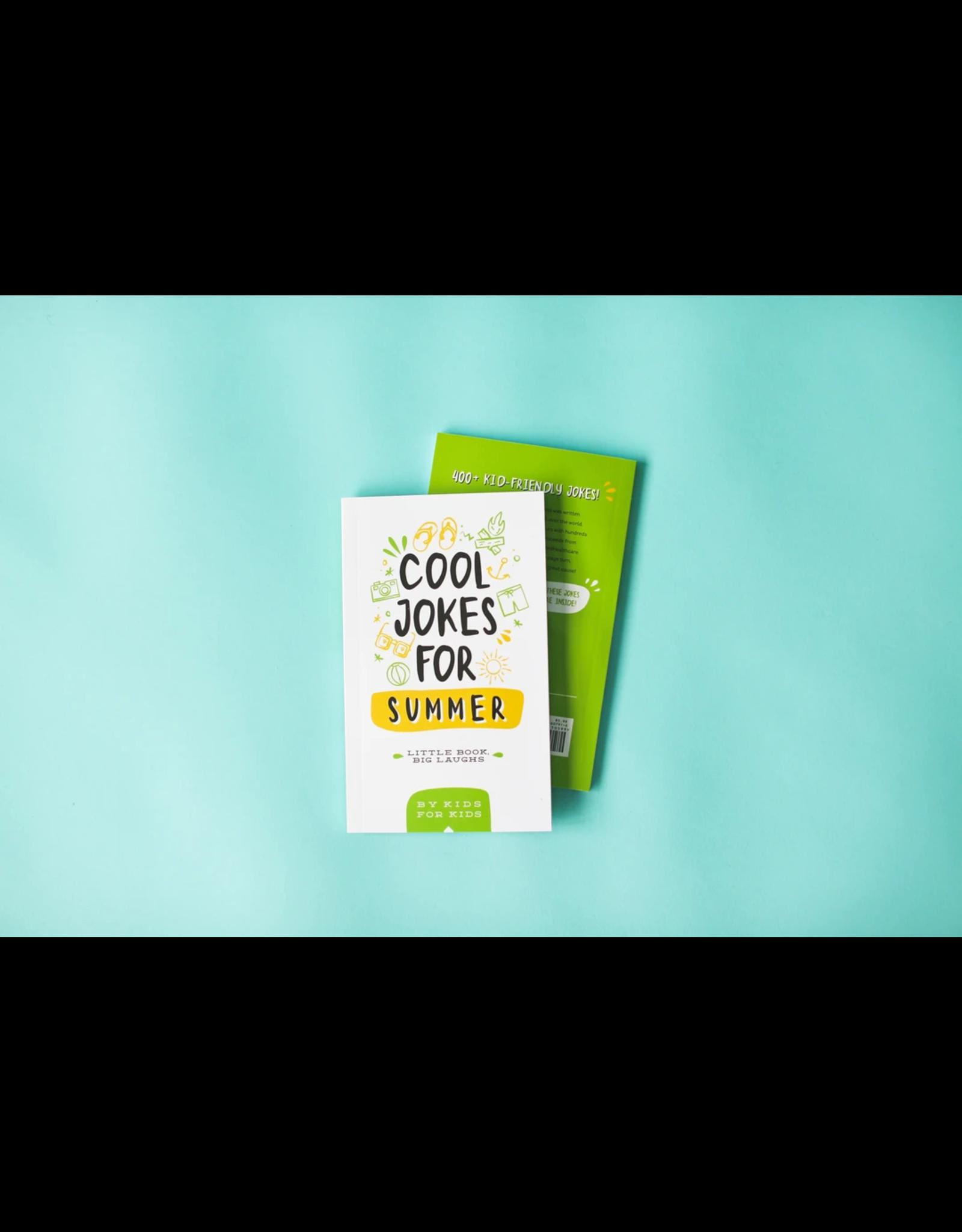 Little Book, Big Laughs - Cool Jokes For Summer
